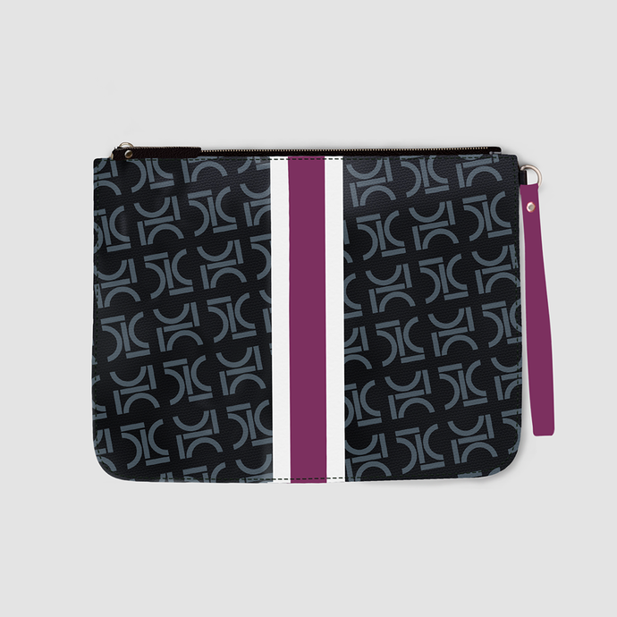 Monogram Pouch Immortal Purple
