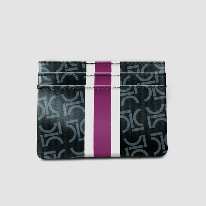 Monogram Cardholder Immortal Purple