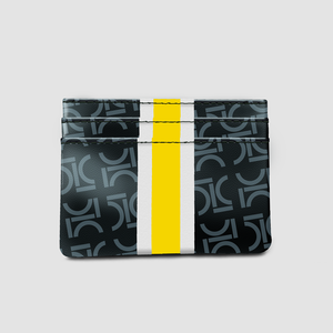 Monogram Cardholder Empire Yellow