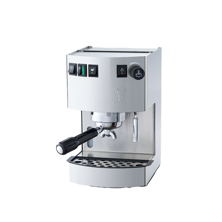 MAQUINA P/CAFE ESPRESSO NEW HOBBY PM 1GR 110V STAINLESS STEEL