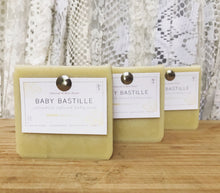 Load image into Gallery viewer, baby bastille bar soap set of 3