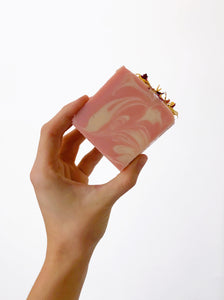 Sweet Patchouli Bar