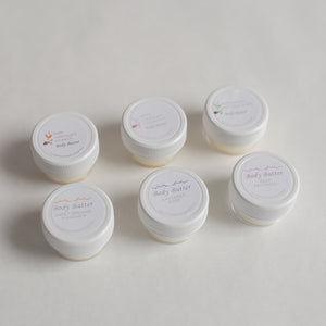 Essential Oil Body Butter - Mini Set