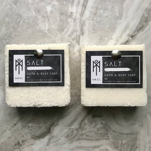 Salt Hand & Body Bar