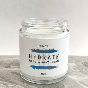 Hydrate Hand & Body Cream