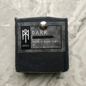 Dark Hand & Body Bar