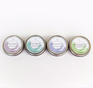women's deodorant collection 4 scents 1 oz aluminum free