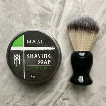 Load image into Gallery viewer, Spring Shaving Soap