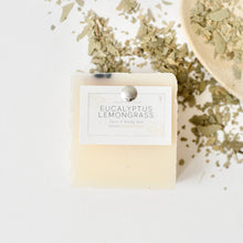 Load image into Gallery viewer, Eucalyptus Lemongrass Bar