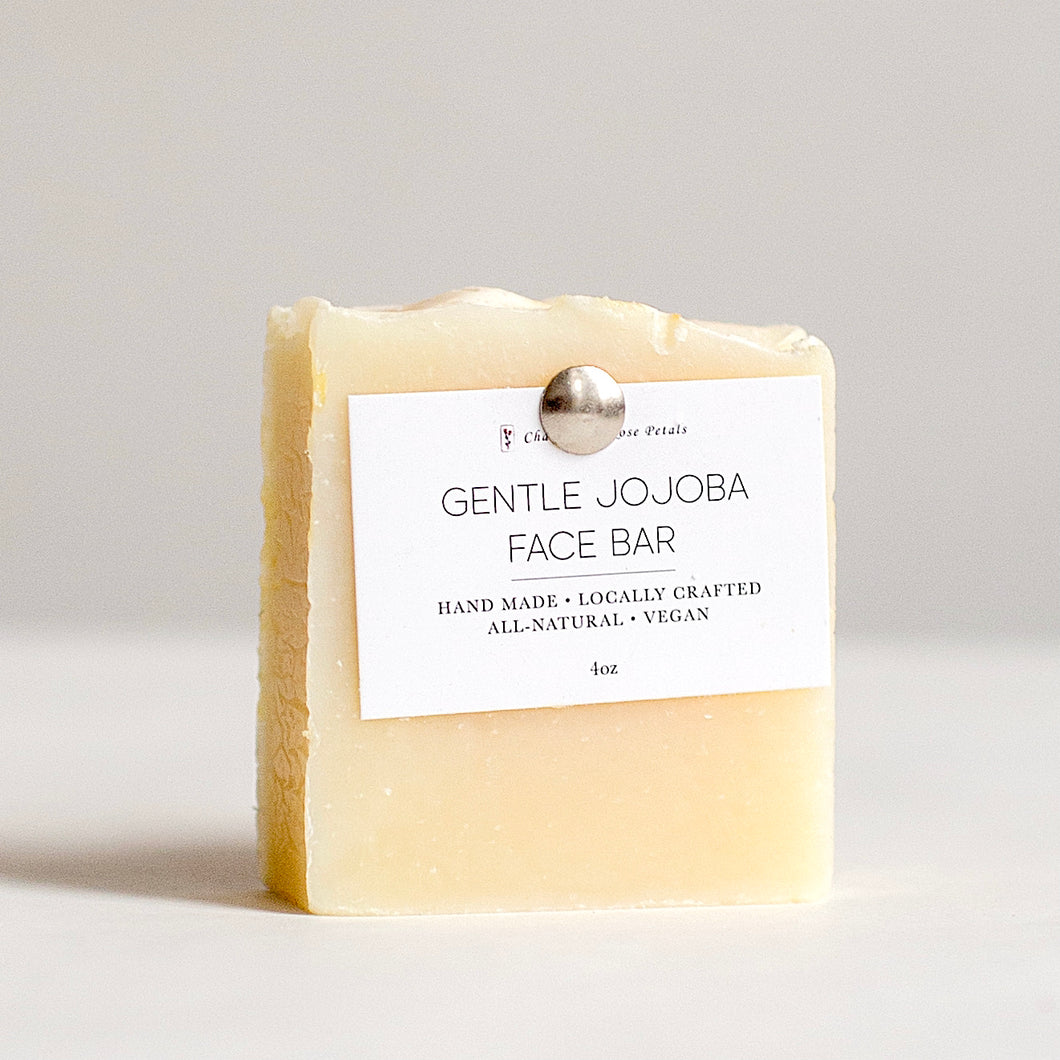 Gentle Jojoba Face Bar