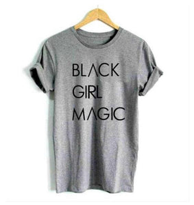 Black Girl Magic Tee (Gray)