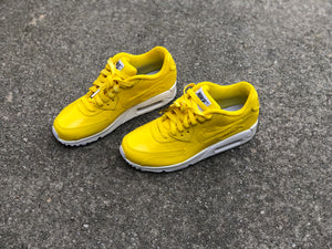 Sunshine Yellow Nike Air Max 90 Customs