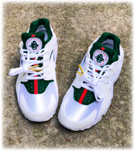 Load image into Gallery viewer, Premium Designer Inspired Nike Huaraches Customs