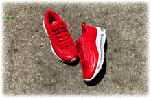 Load image into Gallery viewer, Fire Red Nike Air Max 97 Custom