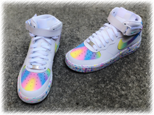 Load image into Gallery viewer, Pastel Colored Custom Painted Nike Mid Air Force 1