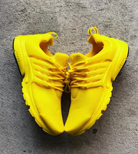 Load image into Gallery viewer, Sunshine Yellow Nike Presto Custom