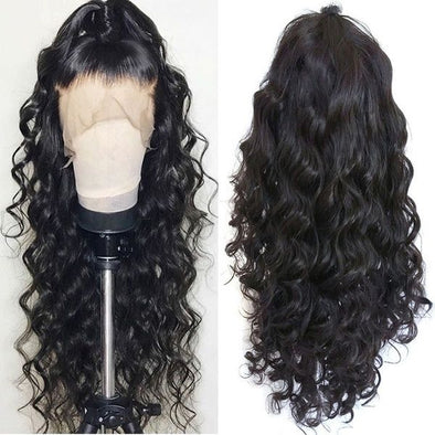 Lace Front Black Wig 100 Lace hair braided wigs Lace hair lace front wigs websites
