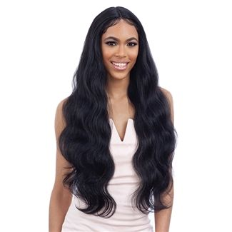 Lace Front Wigs Black Hair best human hair wigs for african american In Loverlywigs.com