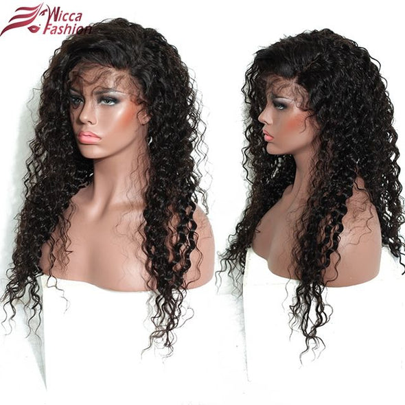 Lace Front Black Wig black real hair wigs 100 Lace hair wigs blonde