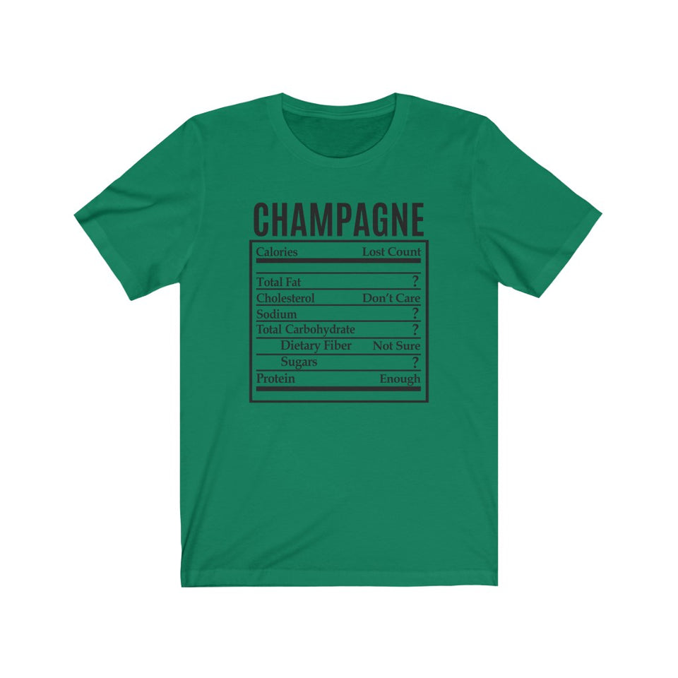 Champagne Short Sleeve Tee