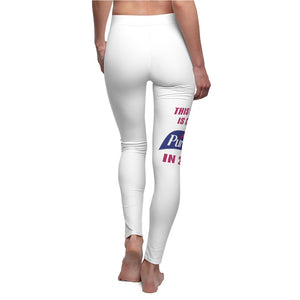 This is Causin Purehell Casual Leggings