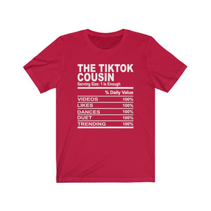 The TikTok Cousin Short Sleeve Tee