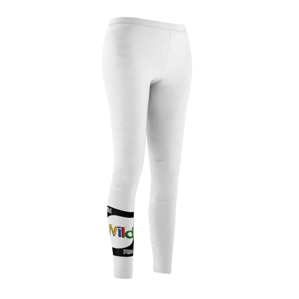 Wild Card Casual Leggings