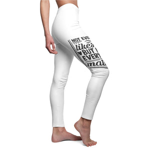Not EVERYONE Casual Leggings