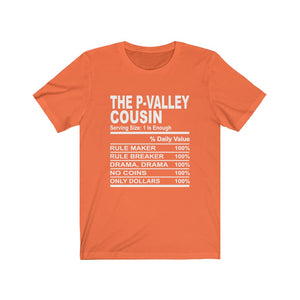 The P-Valley Cousin Short Sleeve Tee