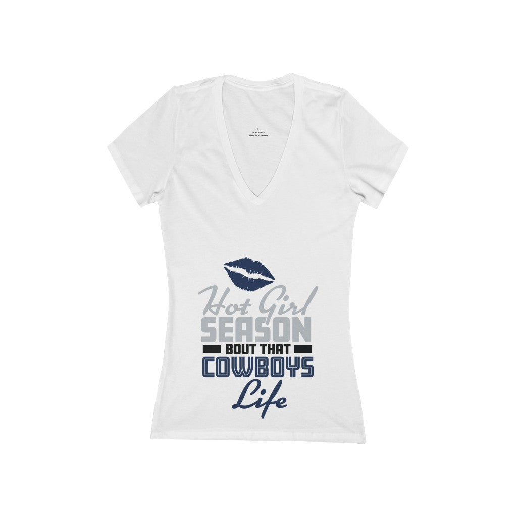 Dallas Cowboys V-Neck Tee
