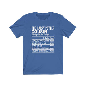 The Harry Potter Cousin Short Sleeve Tee