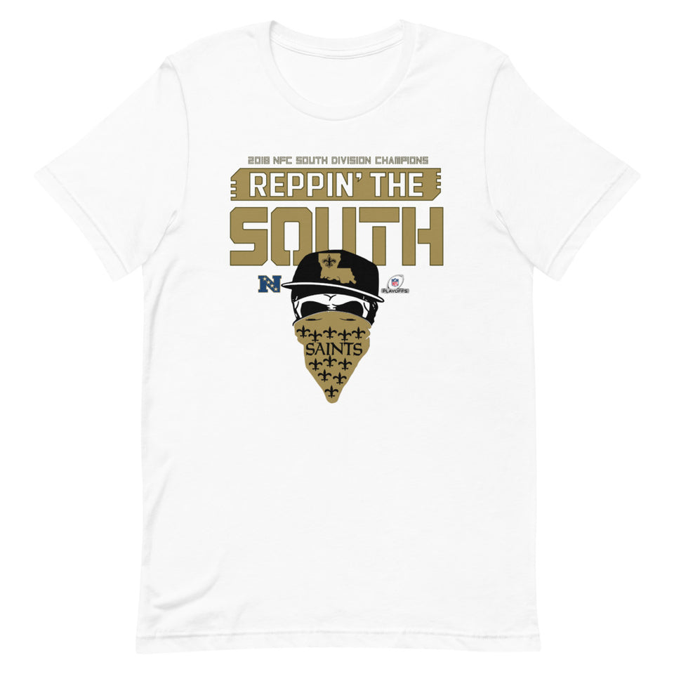 Reppin the South Saints T-Shirt
