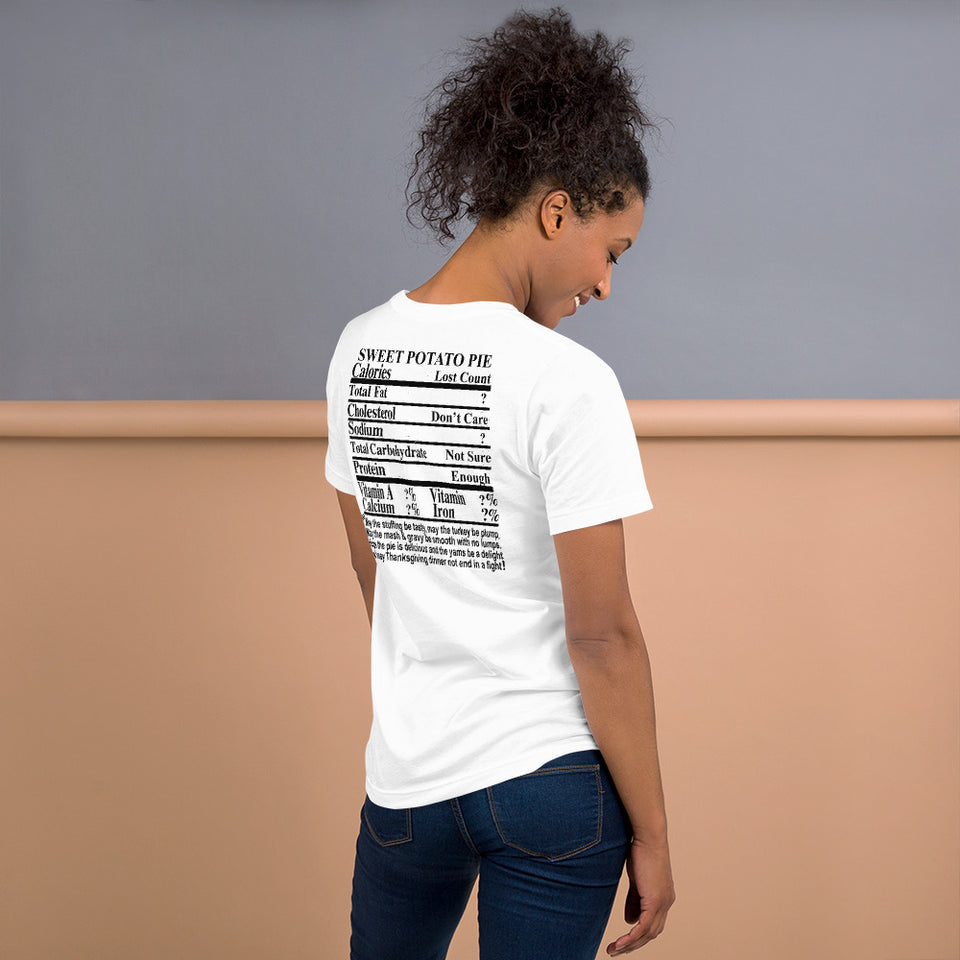 Sweet Potato Pie2 T-Shirt
