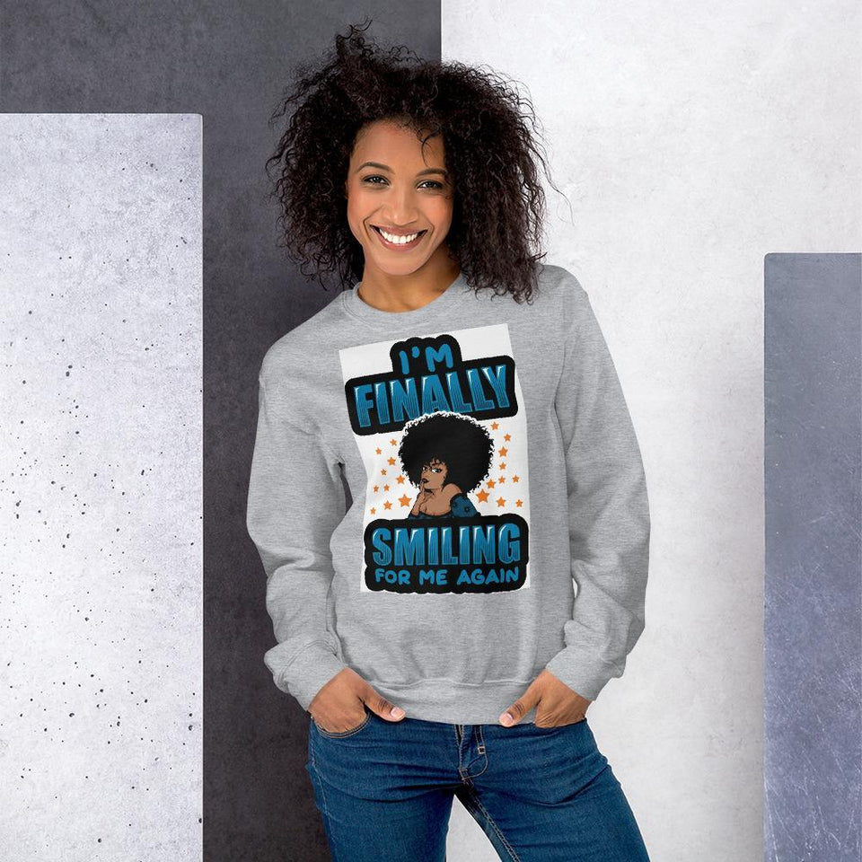 Smiling Sweatshirt