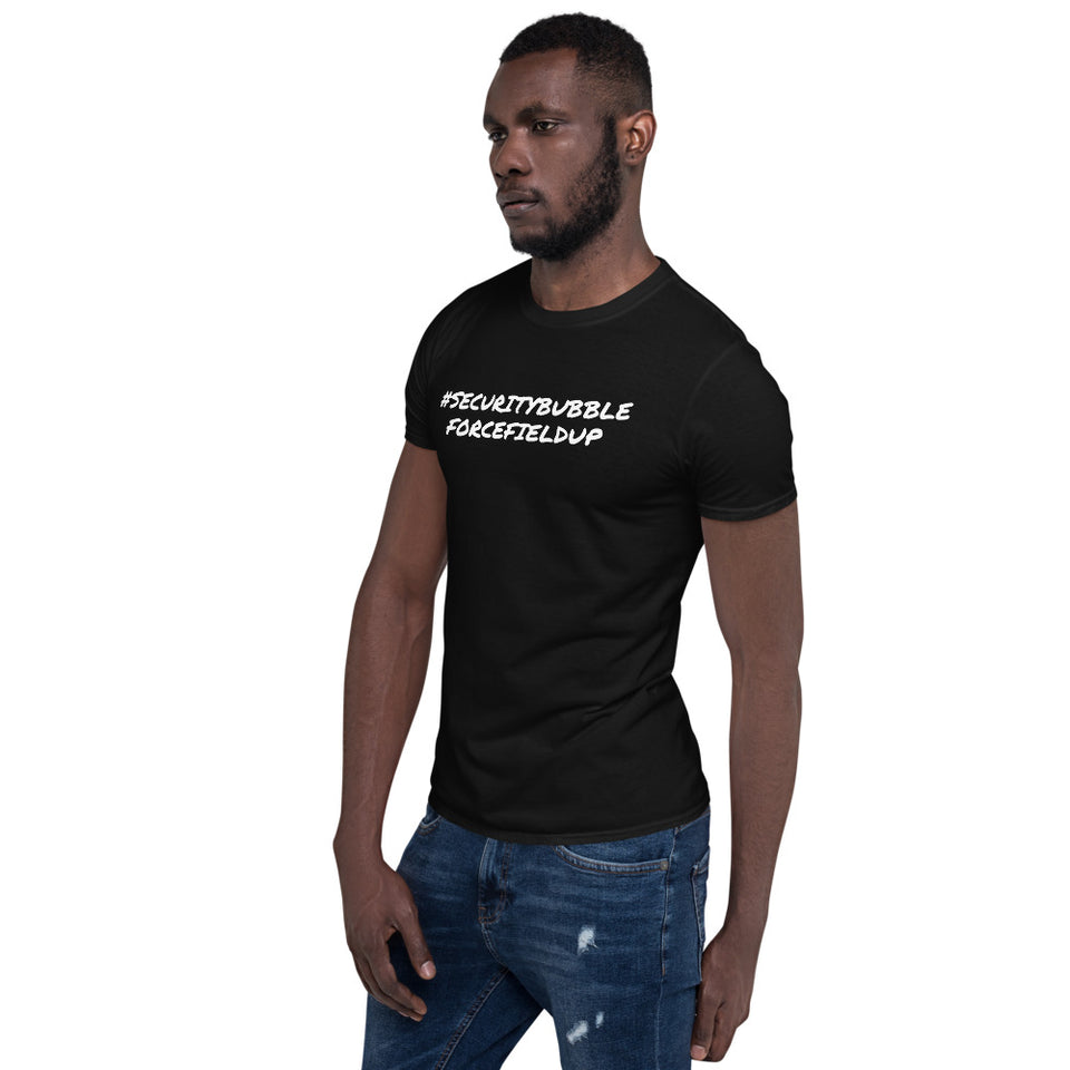 #SECURITYBUBBLE T-Shirt