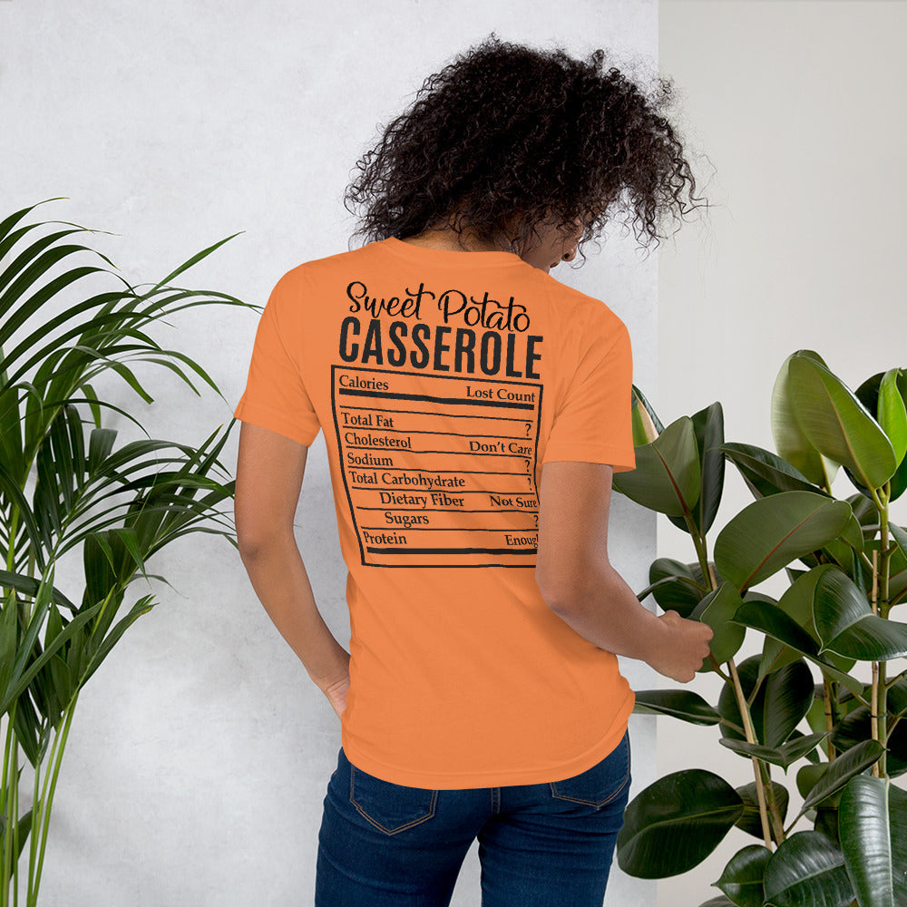 Sweet Potato Casserole T-Shirt