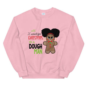 """Dough Mama"" Christmas Sweatshirt"