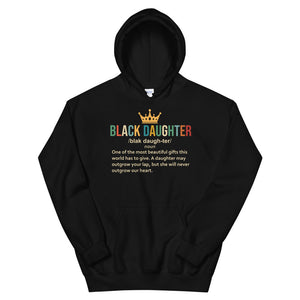 Black Daughter Hoodie