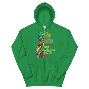 It Is Easier Hoodie