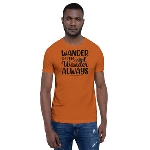 Wander Always T-Shirt