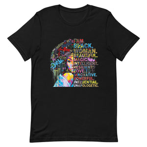 I Am Black2 T-Shirt