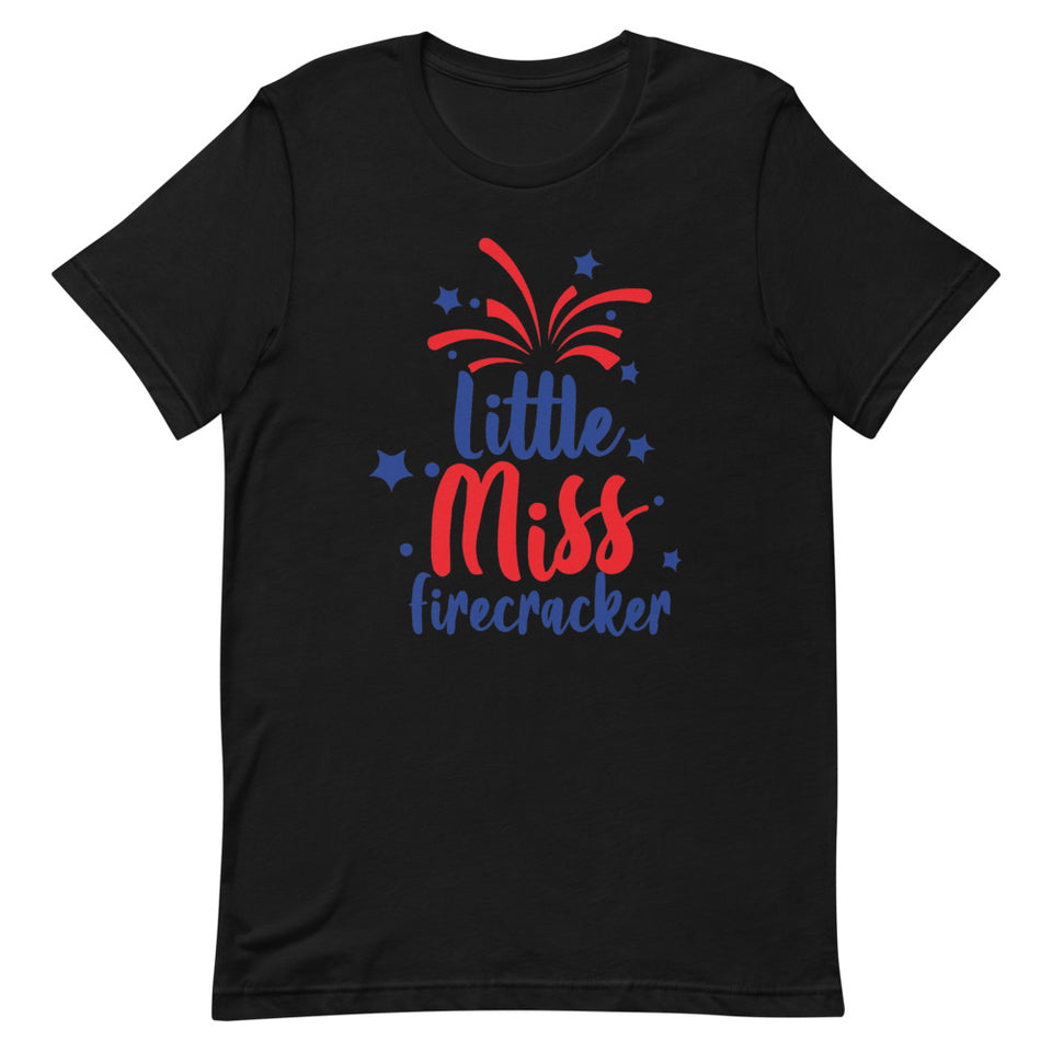 Little Miss Firecracker T-Shirt