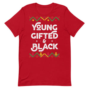 Young Gifted & Black T-Shirt