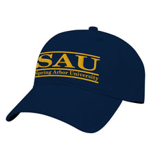 Load image into Gallery viewer, The Game Classic Bar Designed Cap, Navy