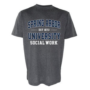 Name Drop Tee, Social Work