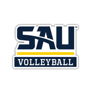 SAU Volleyball Decal - M12