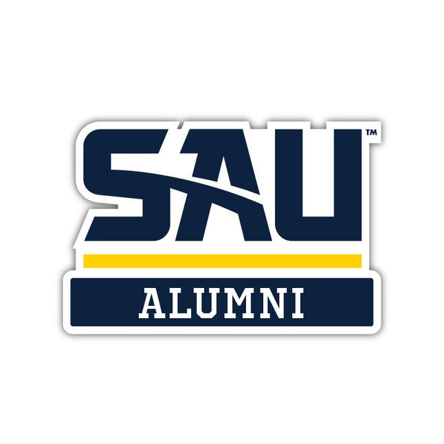 SAU Alumni Decal - M3