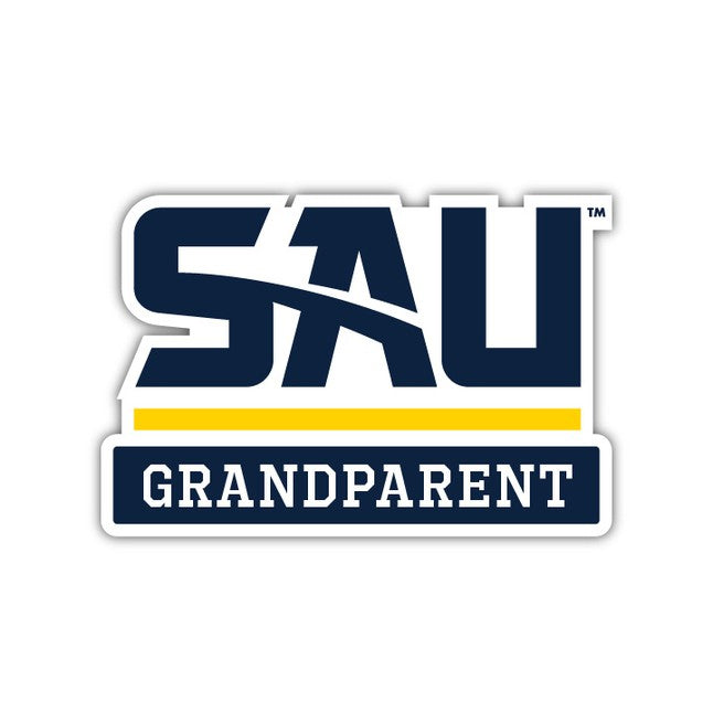 SAU Grandparent Decal - M4