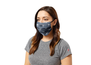 L2 SAU Face Mask, Navy