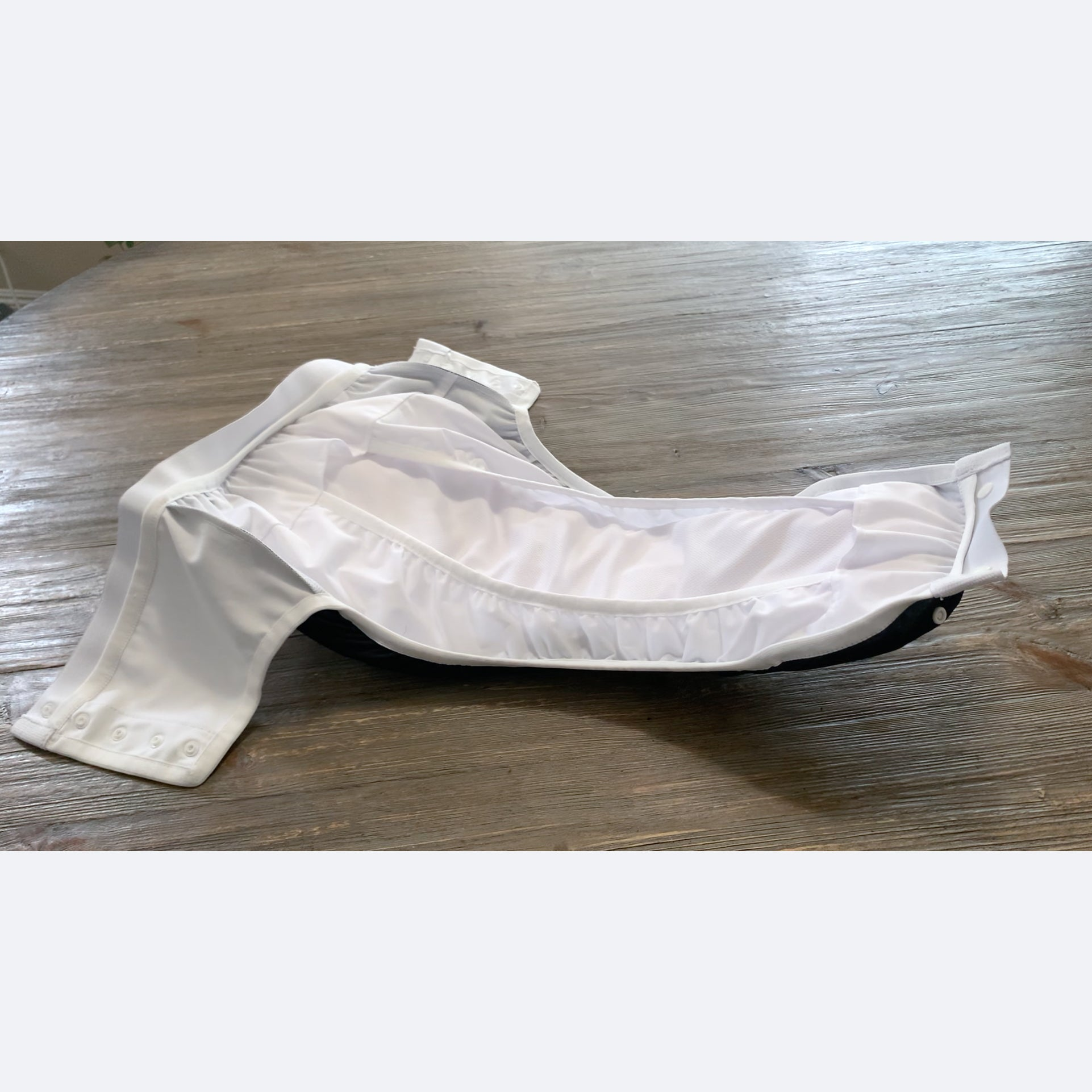 Adult Diaper Cover Inside View